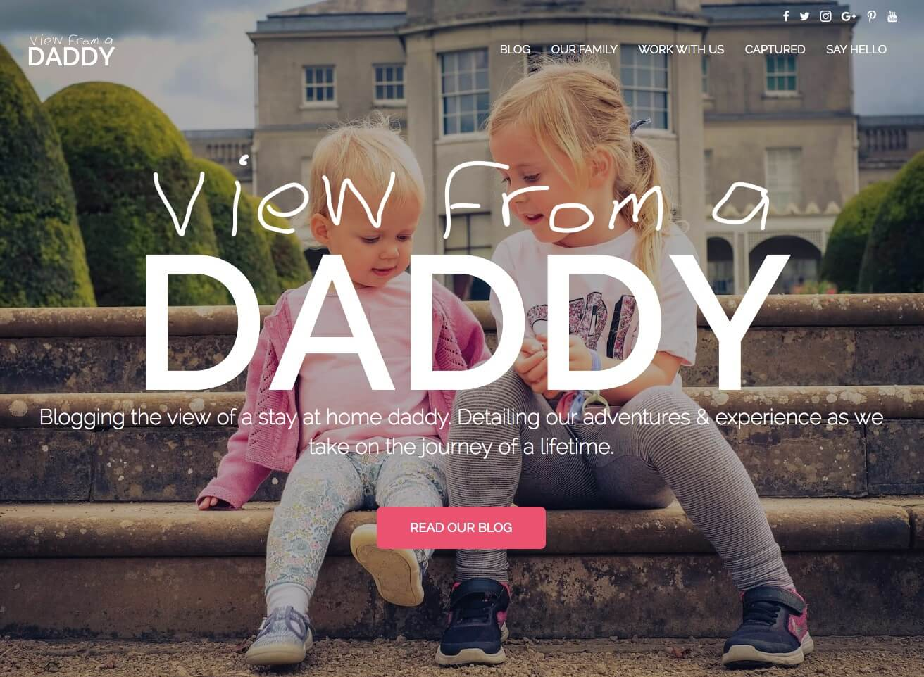 View From A Daddy - - HIBBSCO LTD Web Design
